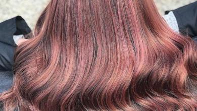 2018 yaz kızıl kahve saç renkleri