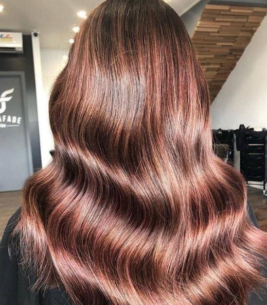 esmerler için kızıl kahve saç renkleri 2019