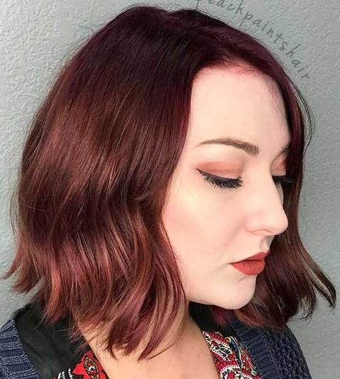 Kızıl Kısa Saç Modelleri 2019 Trendler Ve Moda
