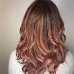 kızıl kahve saç rengi trendi 2018 yaz