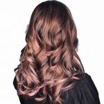 kızıl kahve saç renkleri 2019