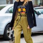 Paper Bag Pantolon Modası 2019