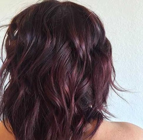 Koyu Kızıl Kısa Saç Modeli 2019 Trendler Ve Moda