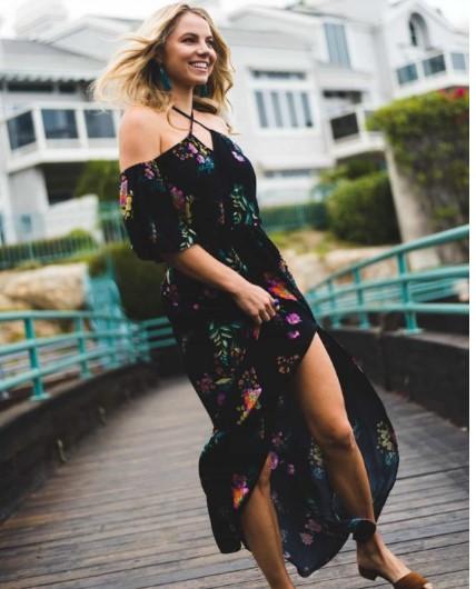 seksi yazlık elbise modelleri 2019