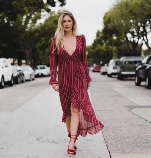 5482db8d5e8e8 Uzun Elbise Modelleri 2018 2019 - Trendler ve Moda