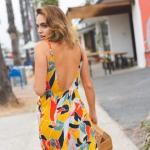 yazlık elbiseler 2018