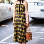 2018 yaz bayan sokak modası elbiseler