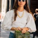2018 yaz bayan sokak modası stilleri