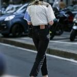 2018 yaz kadın sokak modası