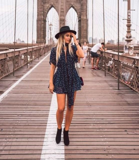 2019 Yaz Sokak Modası Elbise Modelleri