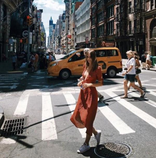 2019 Yaz Sokak Modası Kıyafetleri