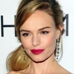 Kate Bosworth kırmızı rujlu makyajı 2019