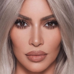 Kim Kardashian'ın Yorgun Gözler İçin En İyi Makyaj Numarası