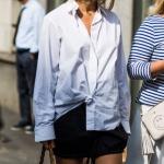 bayan beyaz gömlek kombinleri 2019