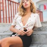bayan yaz modası 2018 2019