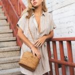 gömlek elbise modelleri 2019