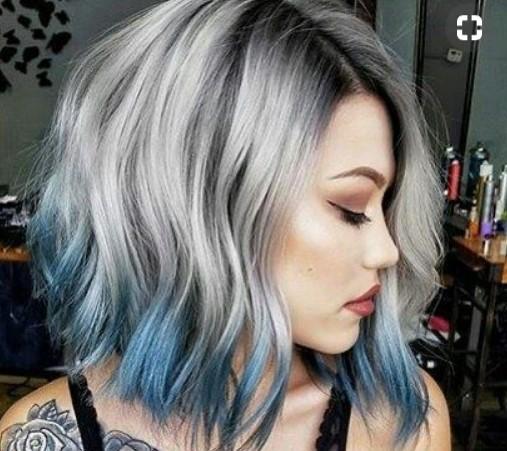 Gri Saç Modelleri 2019 Trendler Ve Moda