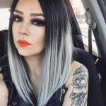 Evde Gri Saç Rengi Nasıl Elde Edilir 2019 Trendler Ve Moda