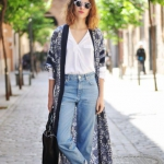 kimono kot pantolon kombini 2018 2019