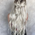 kolay örgülü yaz saç modelleri 2018 2019