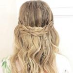 kolay yapılan yaz saç modelleri