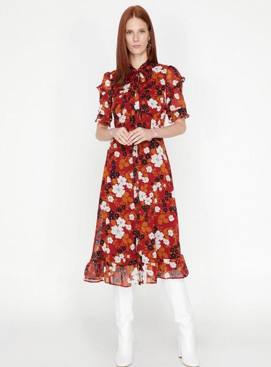 710e71db9f90e Yazlık 2019 Koton Elbise Modelleri - Trendler ve Moda