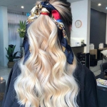 saç bandı ile saç modelleri 2019