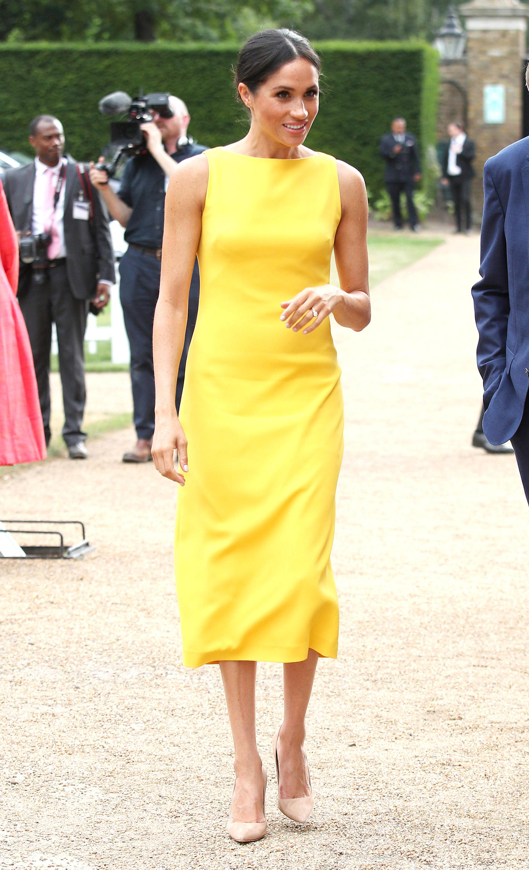 Sarı Nasıl Giyilir: 2019 Sarı Trendi