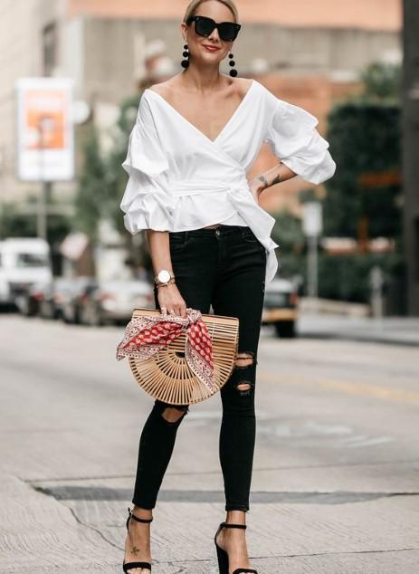 siyah skinny jean modelleri 2019 2020