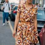 sokak modası 2018 yazlık elbise