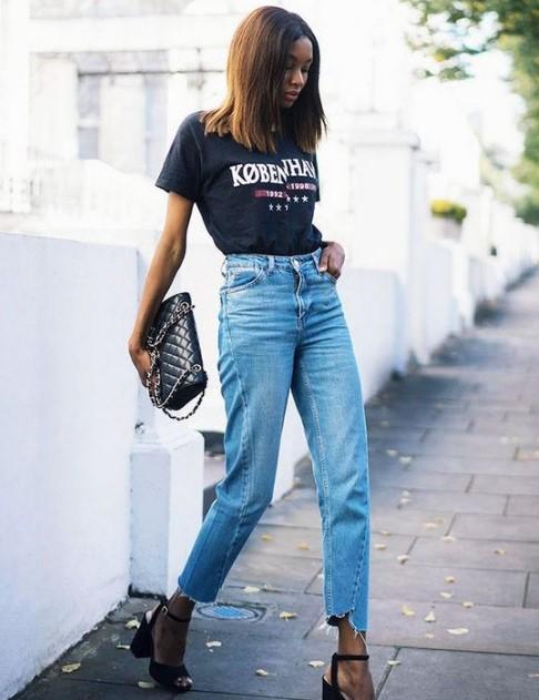 trend bayan kot pantolonlar