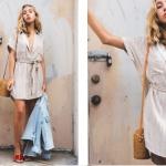 trend moda gömlek elbise modelleri