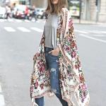 yaz sokak modası 2018 kimonolar