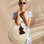 yazlık hasır çanta modelleri 2019