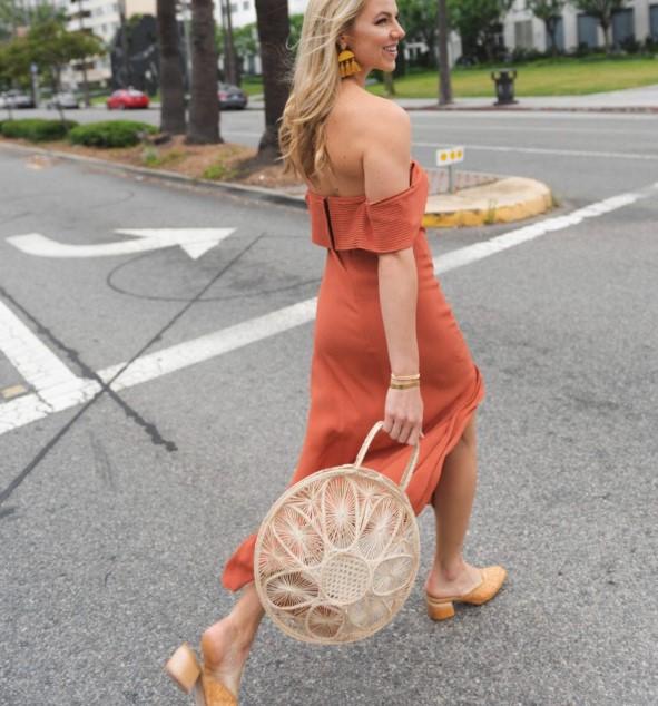 yazlık keten elbiseler 2019