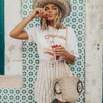 yazlık trend bayan kıyafetleri