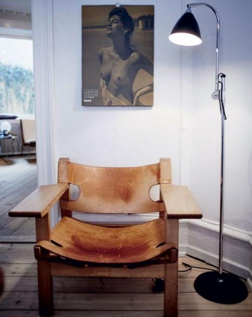 antre ve küçük alanlar için dekoratif sandalye modelleri
