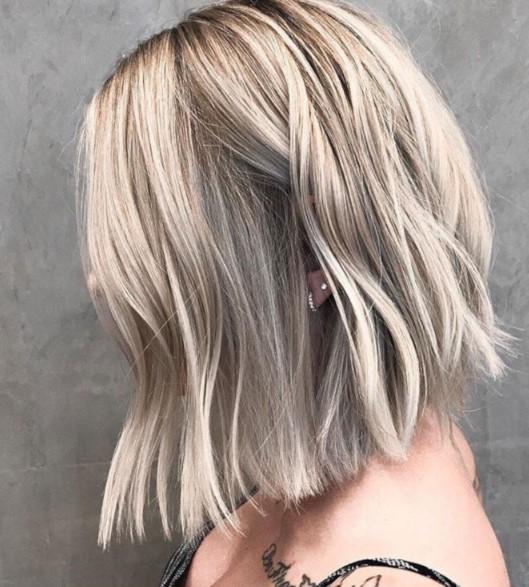 Gölgeli Saç Renkleri Ve Saç Modelleri 2019 Trendler Ve Moda