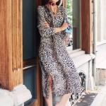 leopar desen elbise nasıl giyilir 2019