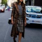 leopar desen ile uyumlu farklı desenler 2019 moda