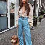 puf kollu bluz modelleri 2019