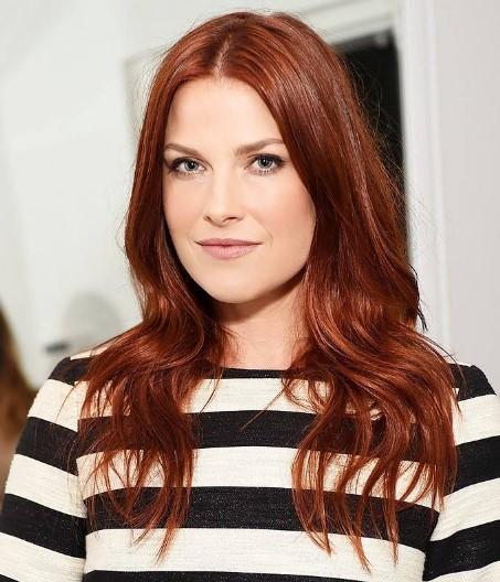 Soğuk Kırmızı Saç Renkleri Hangi Ten Rengine Yakışır Trendler Ve Moda