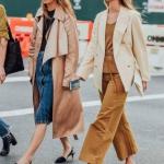 sonbahar kıyafetleri ile moda 2018 19