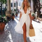 yaz balayı elbiseleri 2018 2019