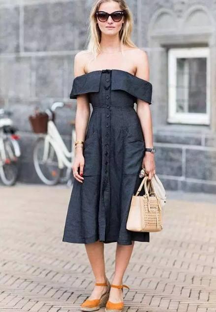 2019 midi elbise