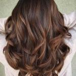 kahverengi balyajlı saç renkleri 2019
