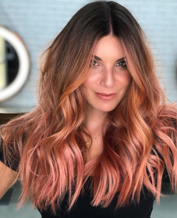 Yaz Saç Rengi Trendleri 2019 20 Trendler Ve Moda