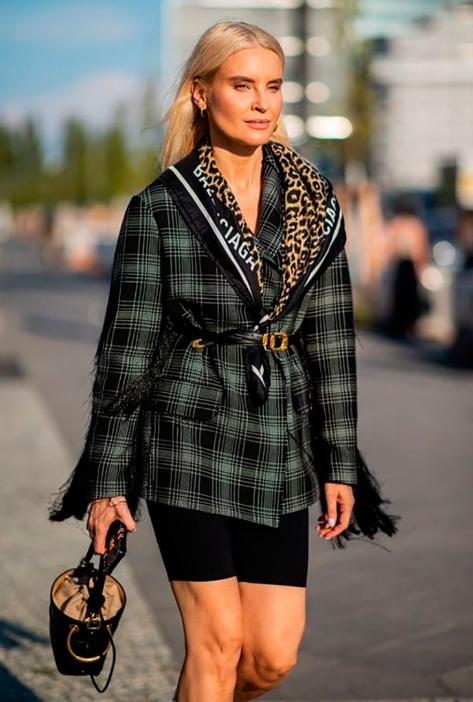 bayan biker şort modası 2019