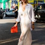 beyaz elbise kombini 2018 2019