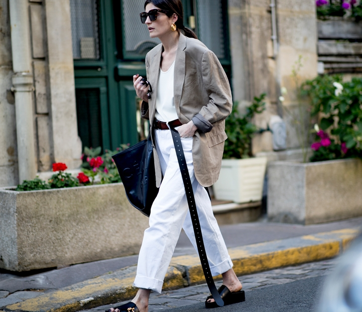 beyaz kot pantolon modelleri ve kombinler 2019